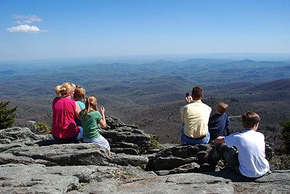 APRIL AT GRANDFATHER MOUNTAIN MEANS DOLLAR DAYS FOR HIGH ...