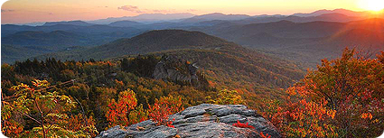 Linville Peak Sept. 27