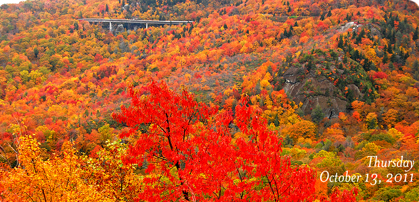 Viaduct From Parkway MP 300