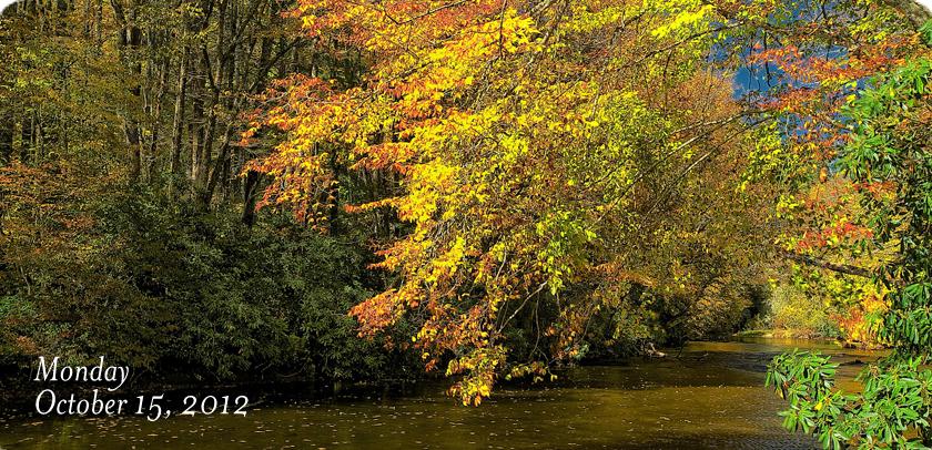 Linville Falls Picnic Area