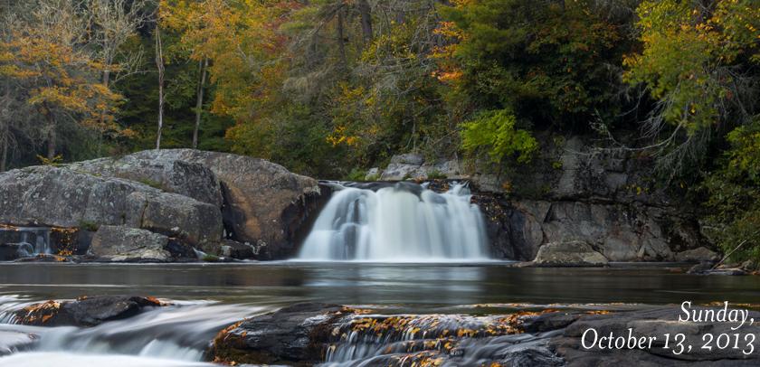 Linville Falls Area