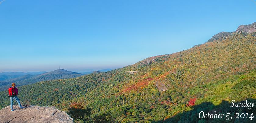 Rough Ridge Overlook