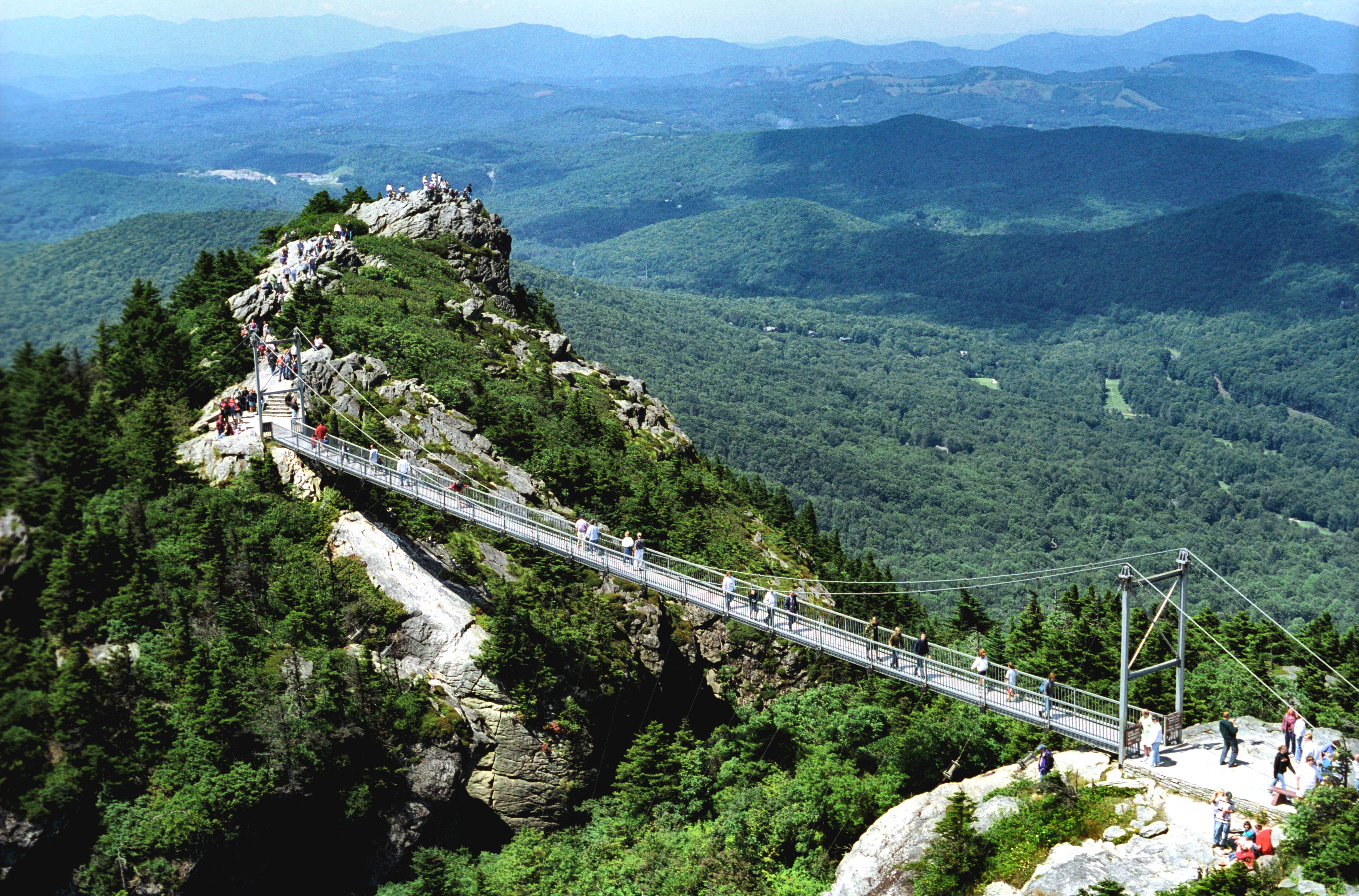 Hi Res Photos Grandfather Mountain Wonders Never Cease