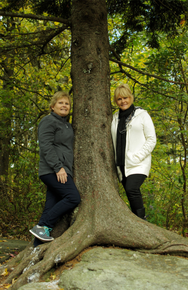 Ginny Burton and Karen Walker Featured Image