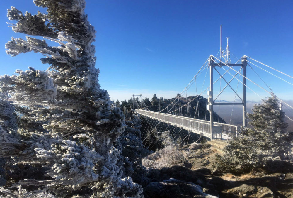 Grandfather Mountain Weather Station